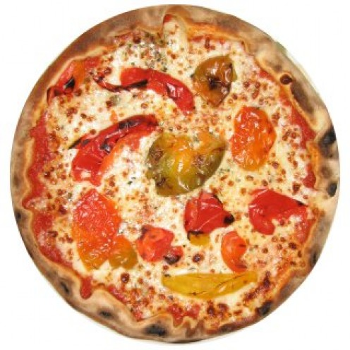 Pizza ai peperoni