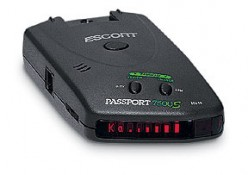 Escort Passport 7500 Radar Detector