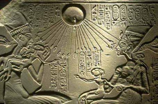 Egyptian Hyroglyph Solar System (page 2) - Pics about space