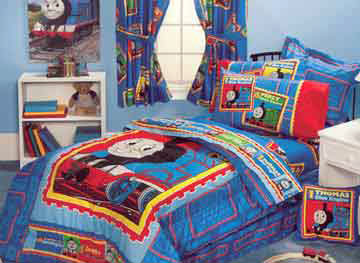 Thomas Train Brand Bedding for Toddlers