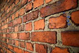 Brick by brick religion can build a difficult barrier to breach.