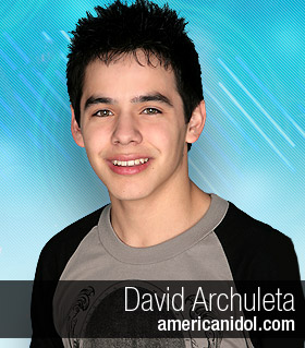 David is a mere 17-years-old...