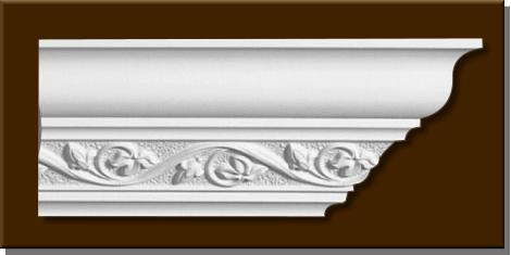 ornamental Crown molding