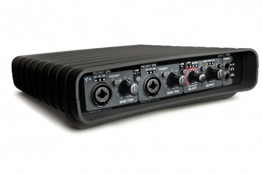 TC Electronic's Impact Twin audio interface