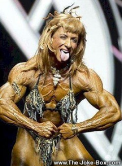 Why Women Bodybuilders Should