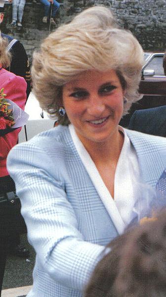 Princess Diana Photo:Rick Weston