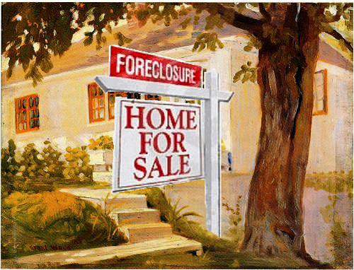 Can you avoid foreclosure with a short sale? (image from Mike Licht, NotionsCapitol.com on Flickr)