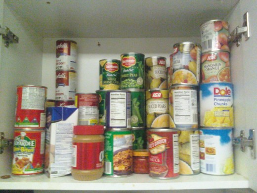 How Far Past Expiration Date Canned Foods