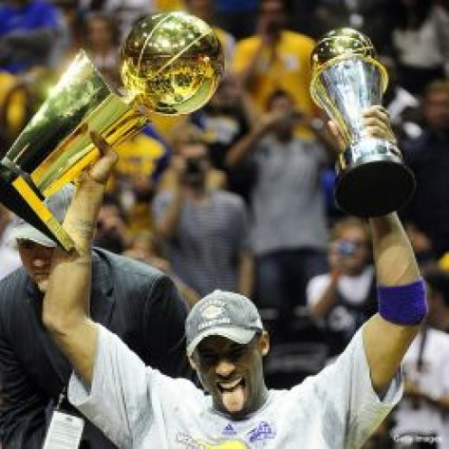 Kobe Wins Another