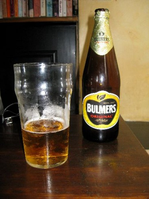 Bulmers Orignal Apple Cider