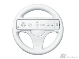 The Wii Wheel Will Help Any Wii Racing Game Players