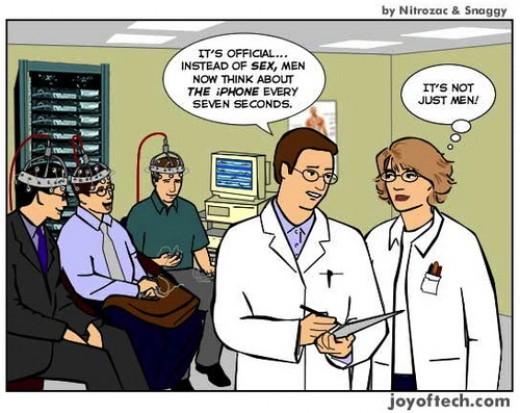 Cartoon from joyoftech.com
