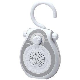Jensen waterproof shower radio
