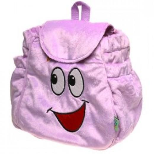 Dora Explorer Mr Face Backpack
