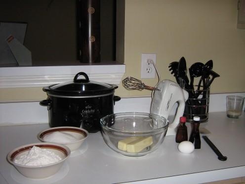 Teacakes ingredient