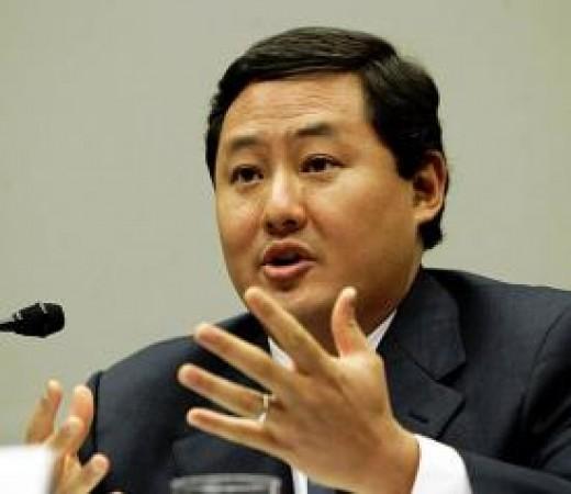 John Yoo, Bush administration authority on torture.