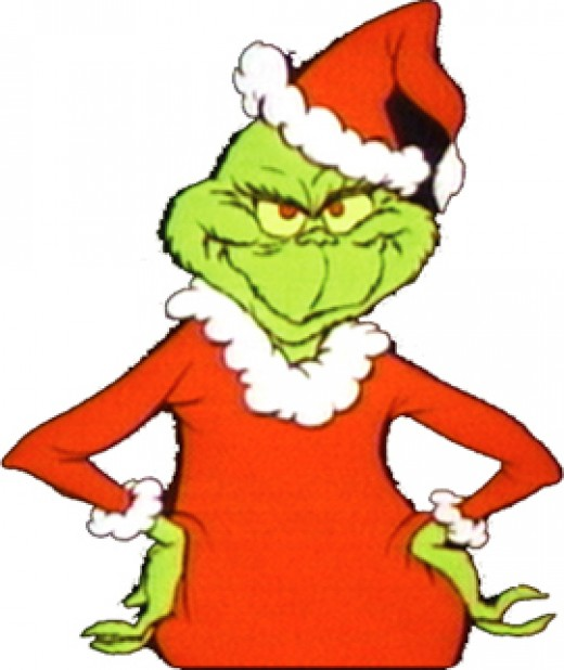 ...or the Grinch?