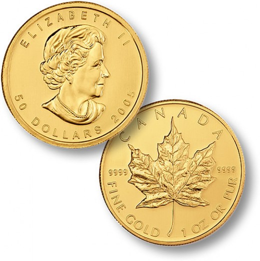 2267676 f520 8 Amazing Truths about Gold Maple Leaf Coin