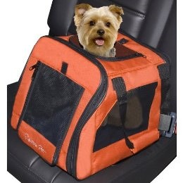 Combination Dog Carrier / Dog Car Set