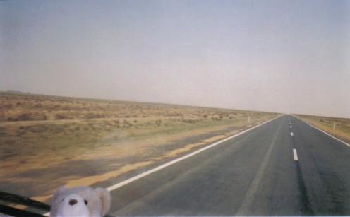 The Hay Plains..Sturt Highway NSW