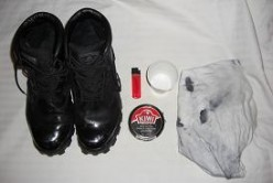 How to Polish Black Boots