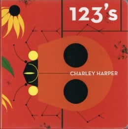 Charley Harper's 123s is a companion book that features more of this artist's amazing work.