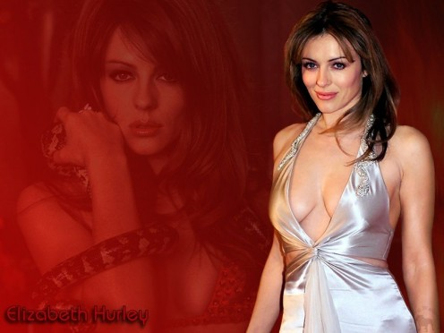 elizabeth hurley wallpapers. Elizabeth Hurley Wallpaper