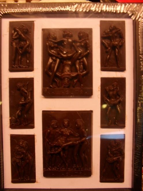 Chocolate Kamasutra