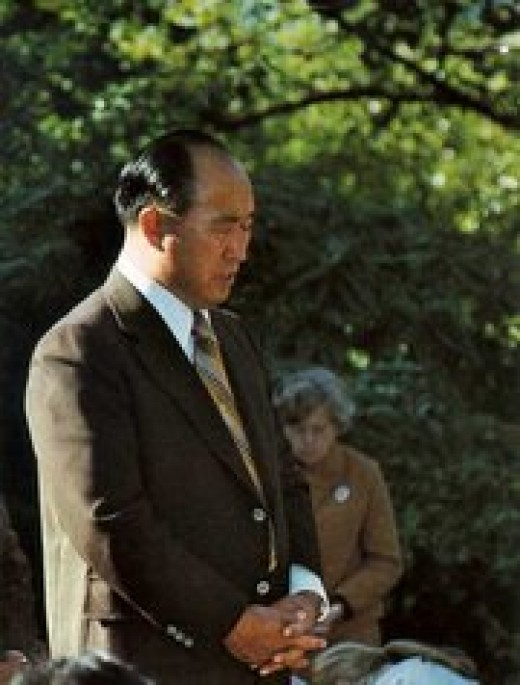 Sun Myung Moon, leader of the Unification Church in South Korea claims to be the Messiah, the 2nd coming of Christ.  His church is one of the largest cults in the world.