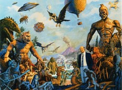 Ray Harryhausen: The Father of Stop Motion Animation