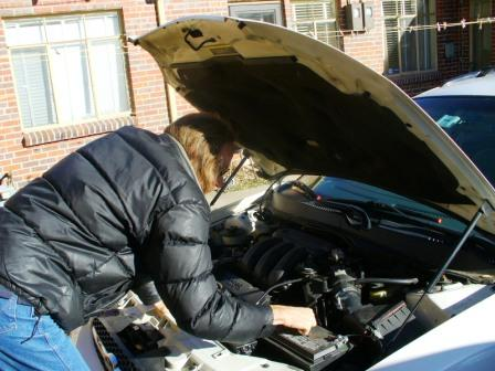 This mechanic saved my day (and pocketbook)!