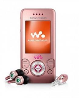 W580i Metro Pink