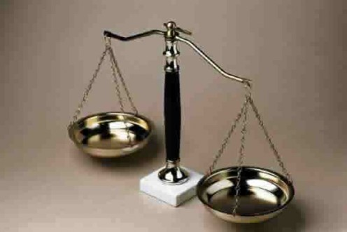 Are you tilting towards the scales of justice for your career?