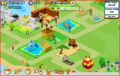 Facebook Game Review: Zoo World