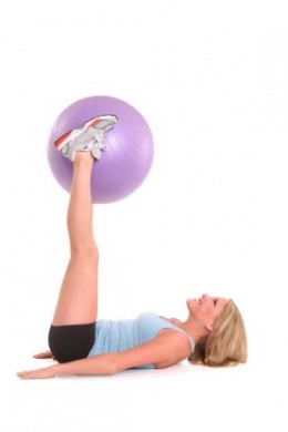 Pre-natal exercises for pregnant women - video