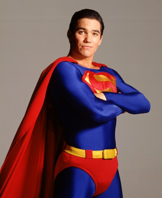 Dean Cain from Lois and Clark: The New Adventures of Superman