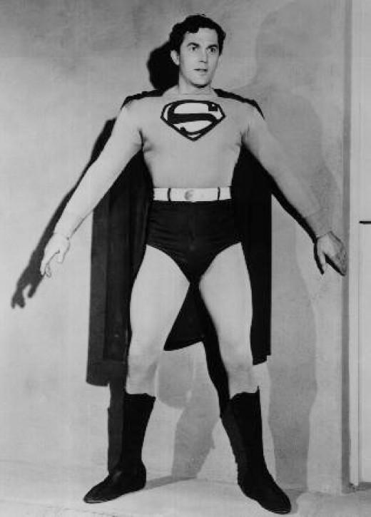 Kirk Alyn from the original Superman TV Series