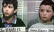 the two boys who killed James Bulger.
