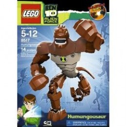 The Ben 10 Humungousaur Set