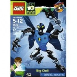 The Ben 10 Big Chill Set