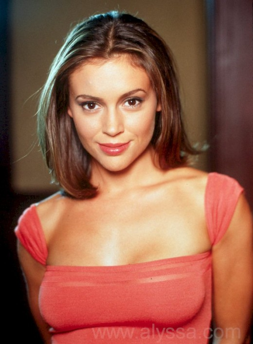 Allysa Milano as Phoebe Halliwell, one of the Charmed Ones and the woman who captured Cole's heart