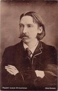 Robert Louis Stevenson, a Scottish novelist, poet and travel writer.