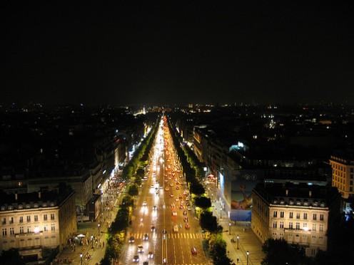 Paris, Summer 2003:  Photo from Flickr