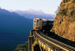 Serra Verde Express - courtesy Brazil Tours