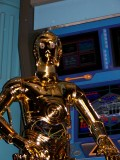 "Well what do think one of the two best droids' ""I'd like to thank me Mam and Dad and all the people who voted for me."