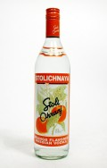 Stolichnaya (Stoli) Ohranj (Orange) Vodka