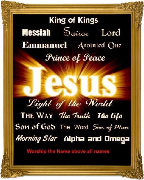 Jesus by HopeMtn