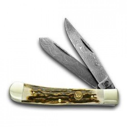 Hen & Rooster Trapper Pocket Knife