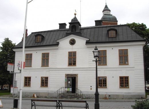 Sverige Courthouse. picture taken by Thuresson. creative commons Share alike license