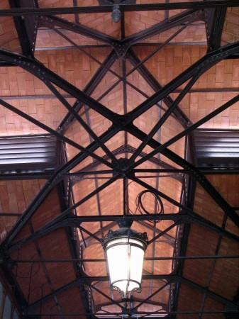 The high, high ceiling. Credit: www.guias-viajar.com